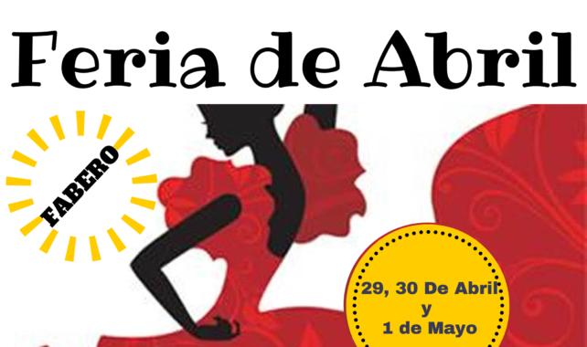 Feria de abril en Fabero 1