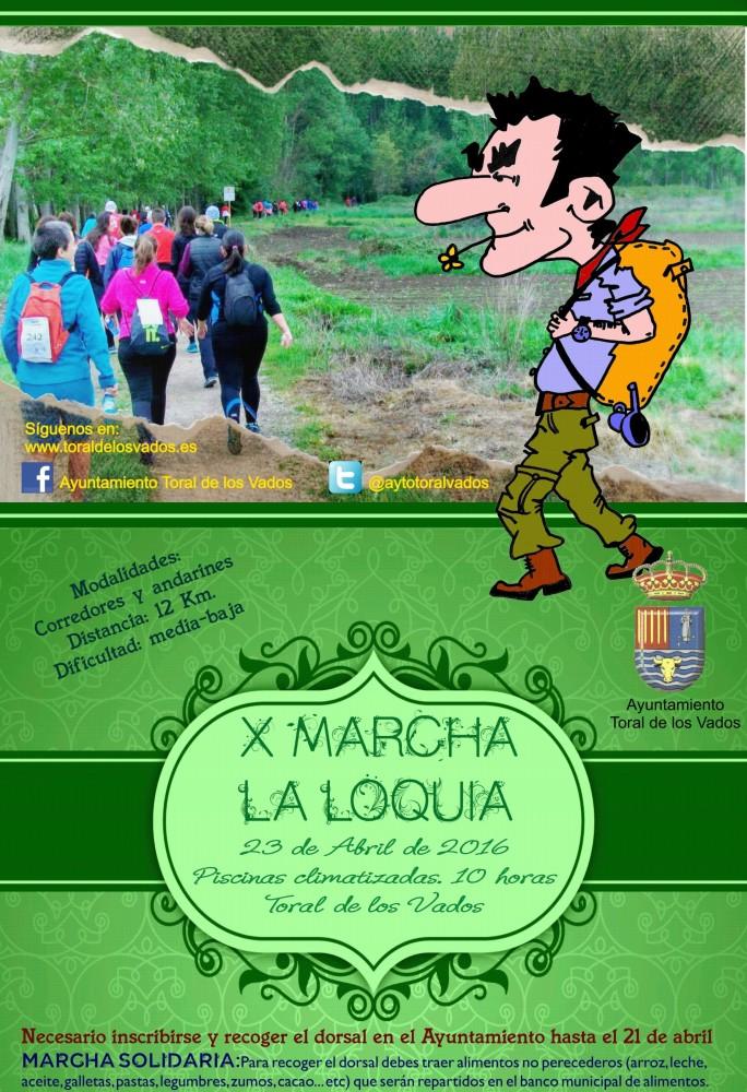 X Marcha la LOQUIA 2016 1
