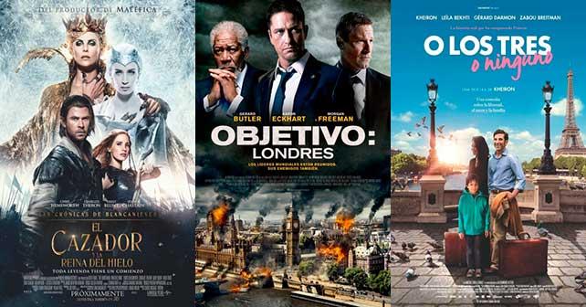 Cartelera de cine en Ponferrada del 8 al 14 de abril 27