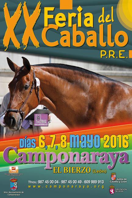 XX Feria del Caballo en Camponaraya 1