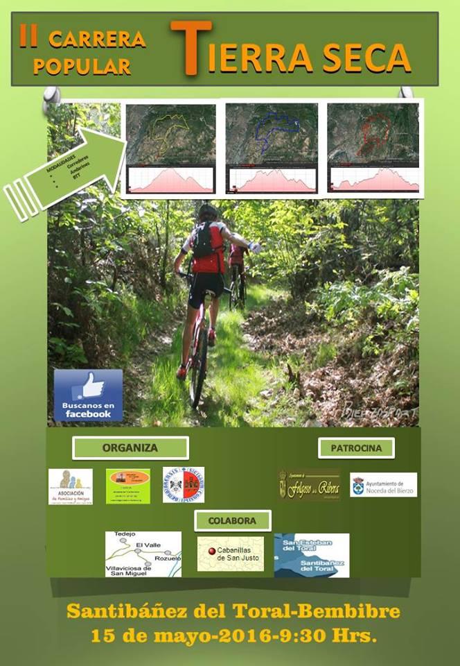 II Edición de la Carrera Tierra Seca 1
