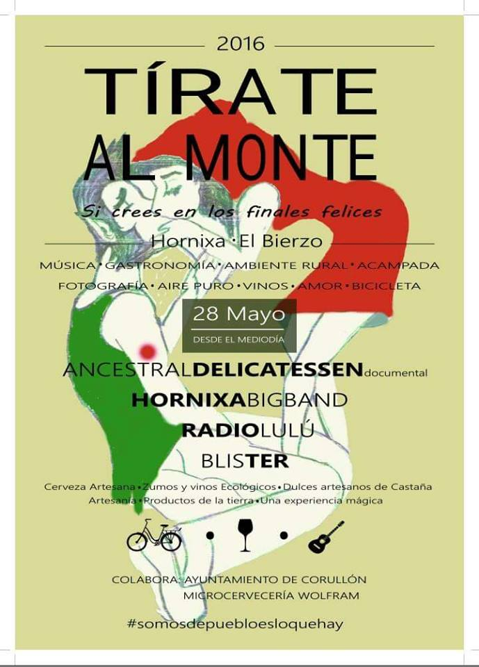 Hornija celebra el sábado 28 de mayo el festival 'Tírate al monte' 10