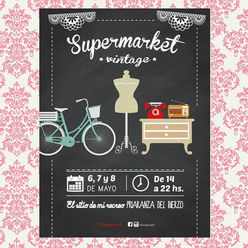 Supermarket Vintage en Priaranza del Bierzo 1