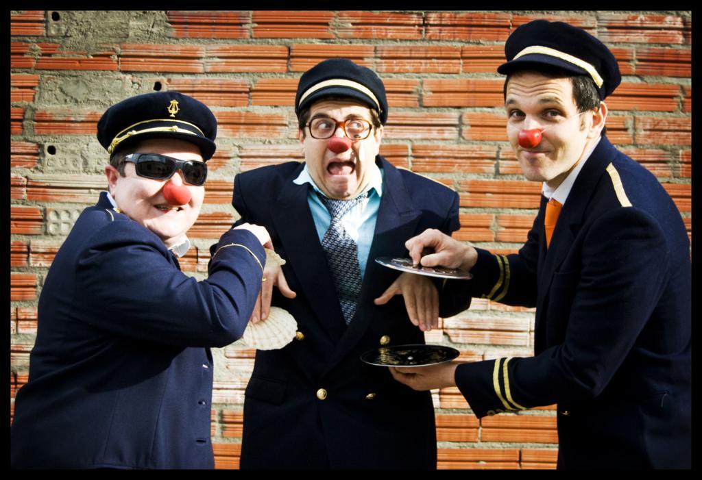 El clownciertazo, humor y música para toda la familia, este sábado en el Bergidum 1