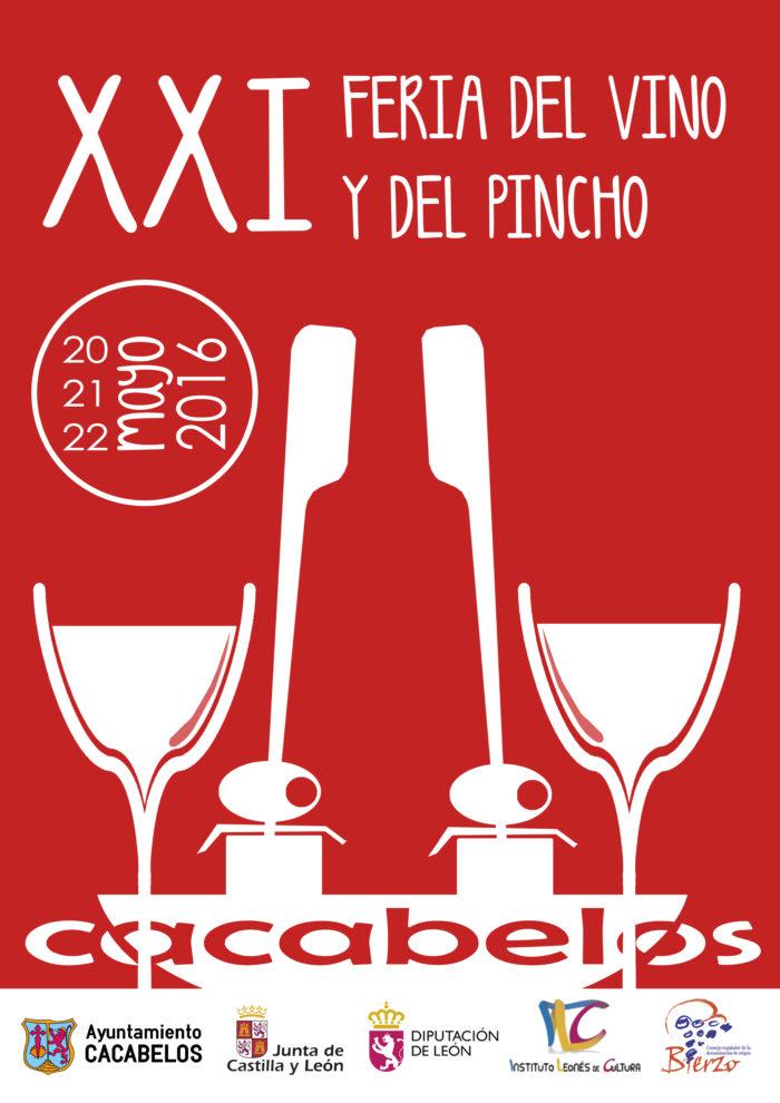 Cacabelos anuncia fechas para la XXI Feria del Vino y el pincho 1