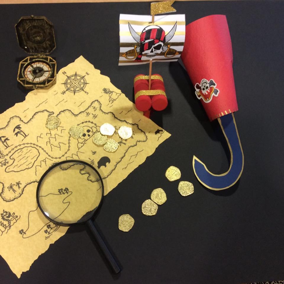 Fiesta pirata para niños en el Museo Marca de Cacabelos 1