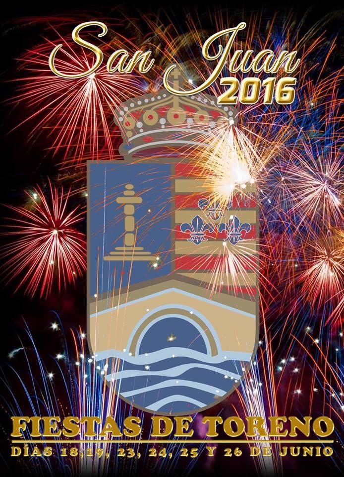 Toreno anuncia sus grandes fiestas en honor a San Juan para los días 18, 19, 23, 25, 25 y 26 de junio. Programa 5