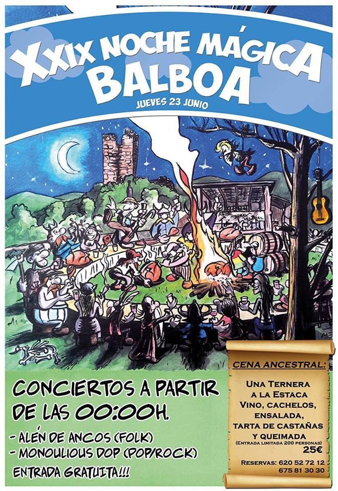 XXIX Noche Mágica en Balboa 7