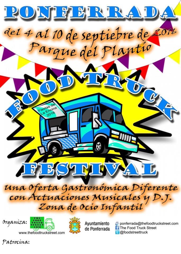 La feria de comida sobre ruedas Food Truck Festival 2016 se celebrará del 4 al 10 de septiembre 1