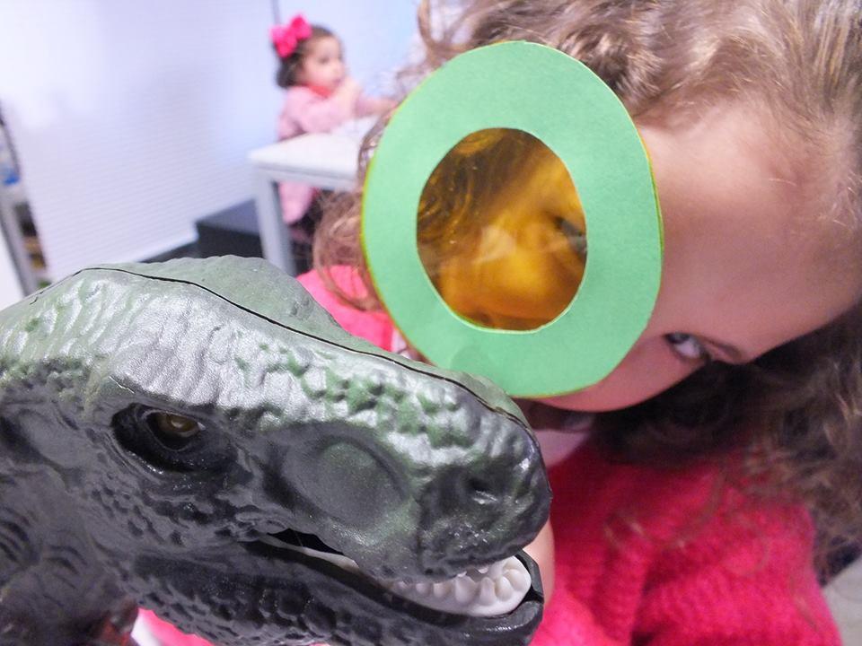 Talleres infantiles en el Museo Marca de Cacabelos 1