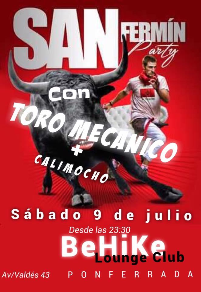 San Fermín Party en Behike 1