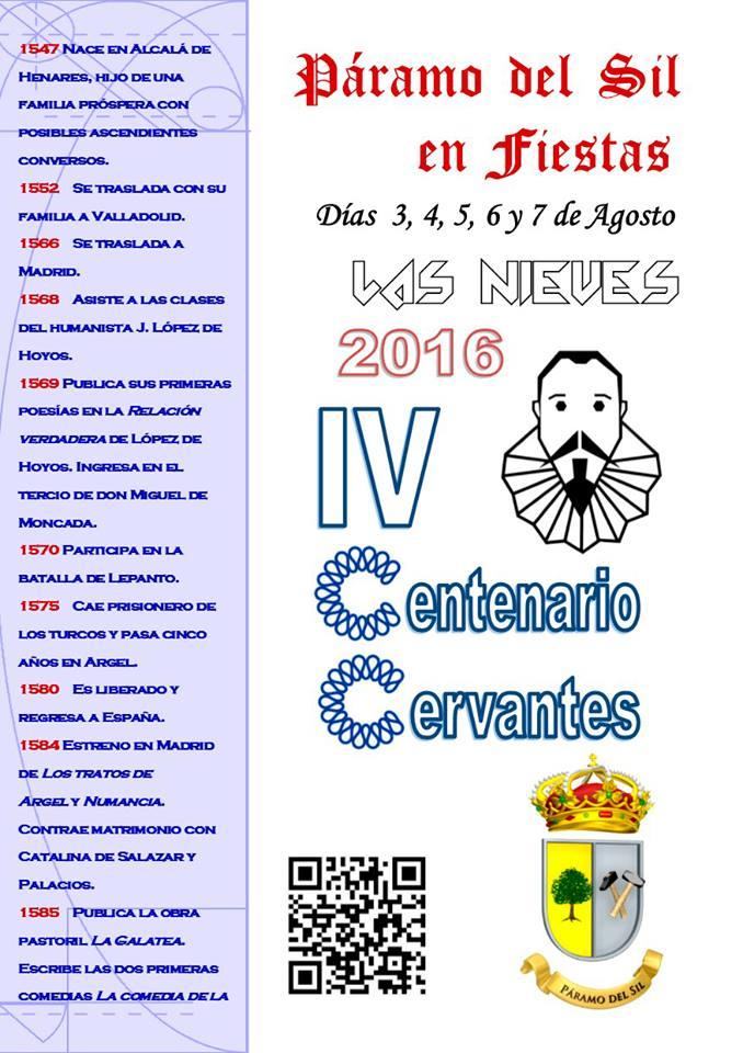 Fiestas en Páramo del Sil. 3, 4, 5, 6 y 7 de agosto 1