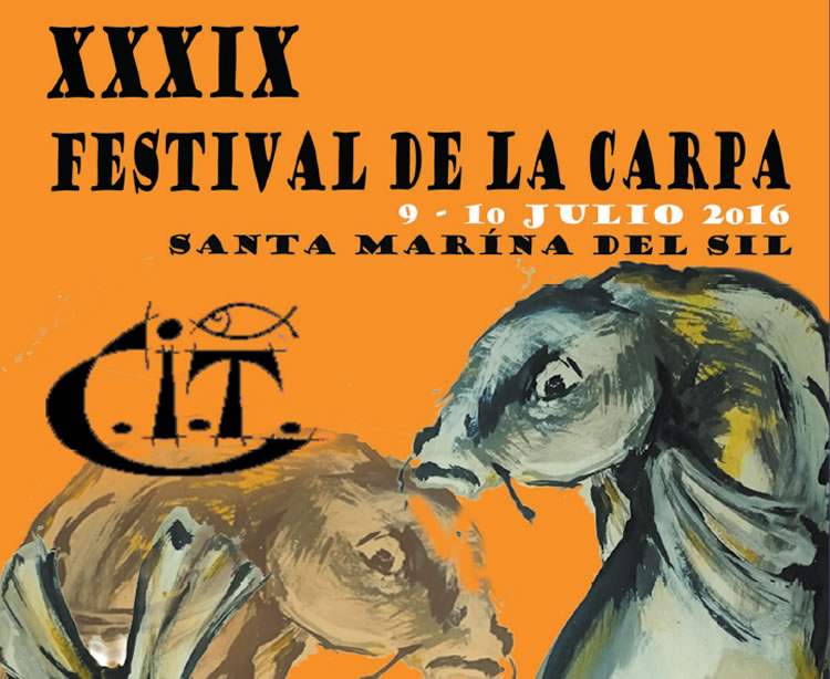 XXXIX Festival de la carpa en Santa Marina del Sil 1