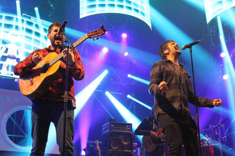 -CANCELADO_Estopa en concierto en Toral de los Vados. 10 de septiembre 1