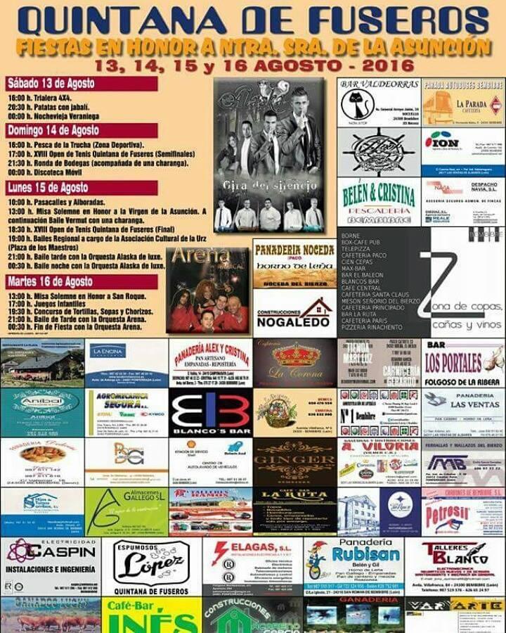 Fiestas en Quintana de Fuseros 1