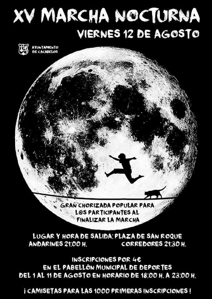 XV Marcha nocturna de Cacabelos, viernes 12 de agosto 9