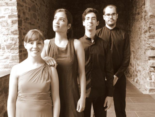 El Cuarteto Boissier ofrece piezas de Mozart y Mendelssohn en Corteza de Encina. 1