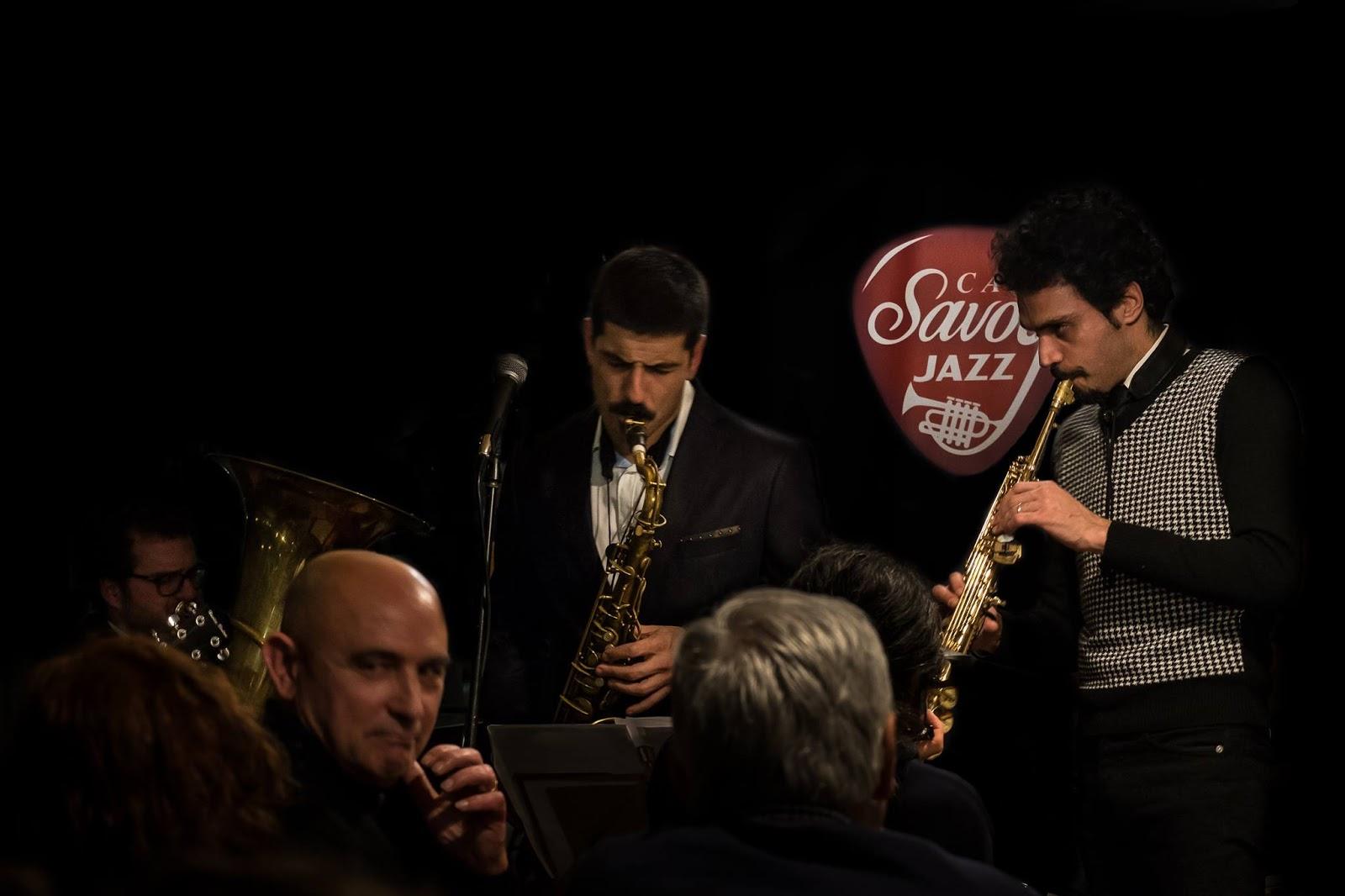 The Alley Stompers en concierto en La Obrera 1