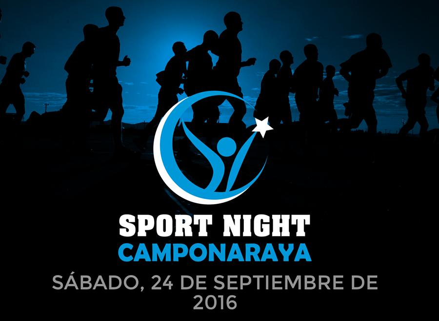 Sport Night Camponaraya, evento deportivo nocturno para septiembre 7