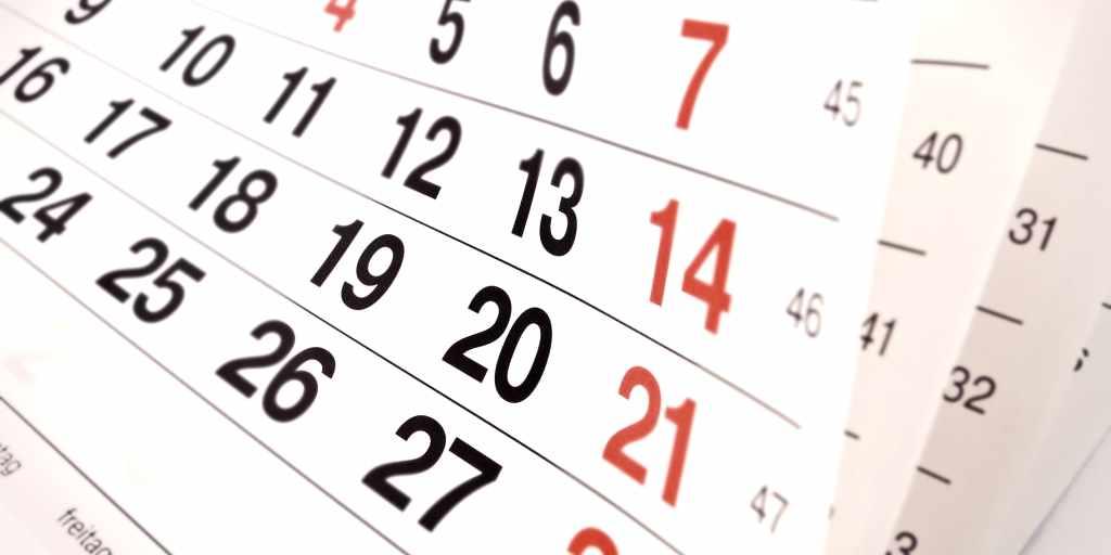 Calendario laboral 2018 en Ponferrada y El Bierzo. De puente a puente... 5