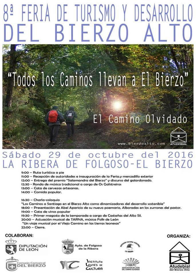 8ª Feria De Turismo Rural Y Desarrollo Del Bierzo Alto 1