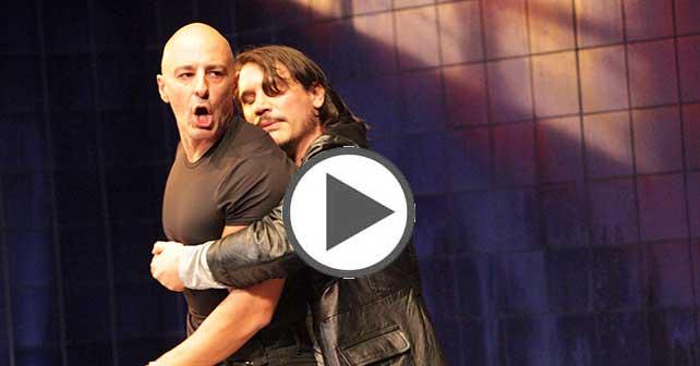'Lluvia constante' thriller teatral para el sábado en el Teatro Bergidum 1