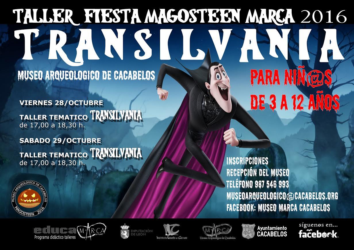 El Museo Marca de Cacabelos presenta su particular 'Magosteen' dedicado a Transilvania 1