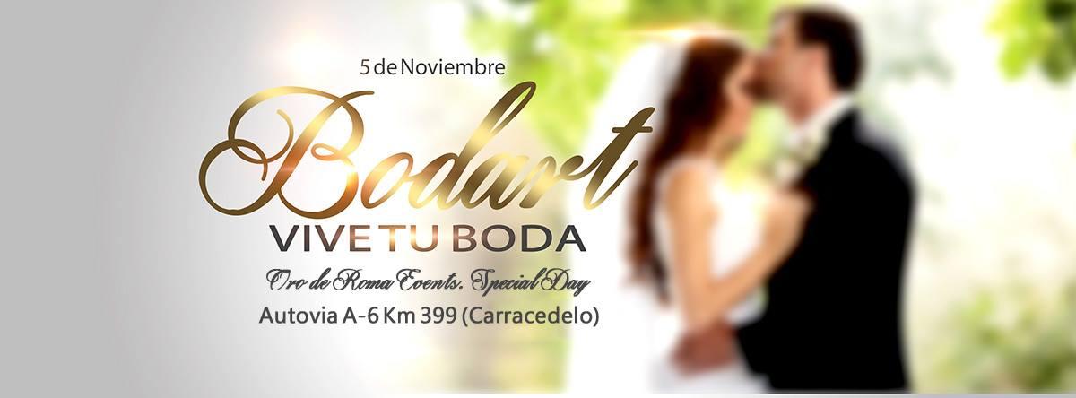 Vuelve Bodart, la feria de las bodas, este sábado en el Oro de Roma 1