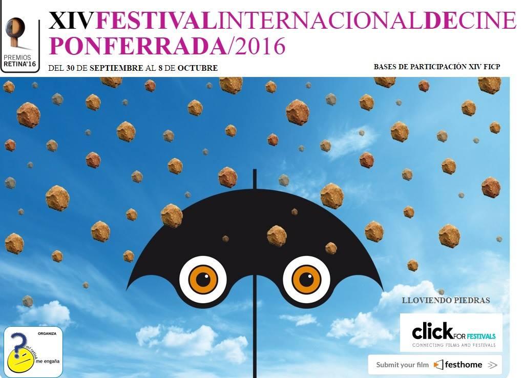Ciclo de cine temático itinerante dentro del festival internacional de Cine de Ponferrada 1