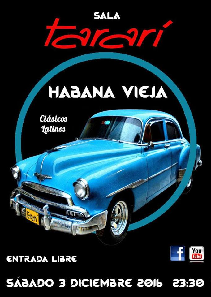 Concierto: Habana vieja 1