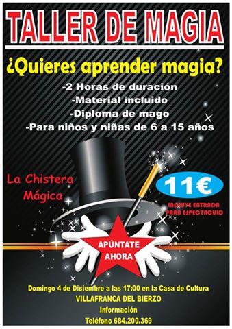 Taller de magia 1
