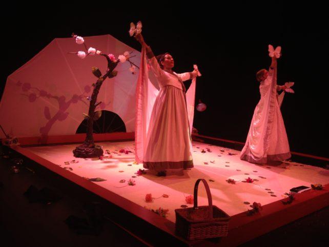 Teatro familiar en el Bergidum: Cucu Haikú: una delicada obra visual para los espectadores más pequeños 1