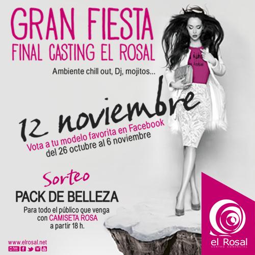 Fiesta final casting El Rosal 1
