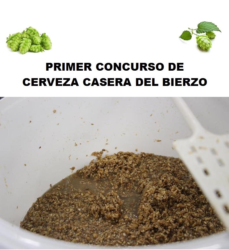 1º Concurso de Cerveza casera de El Bierzo 1
