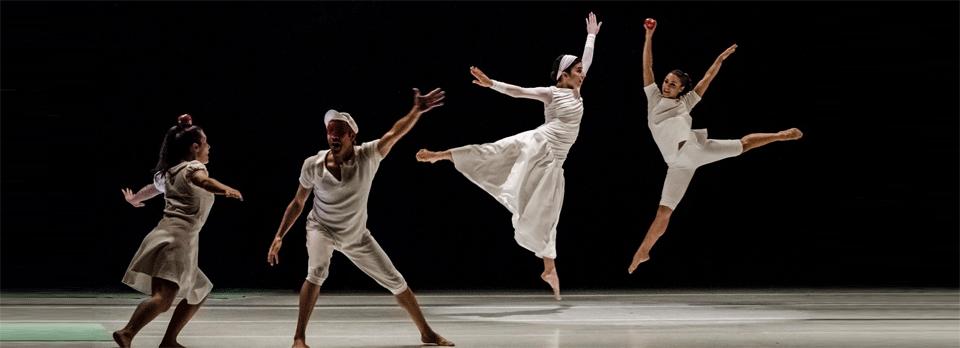 La Compañía Ananda Dansa presenta: Ponixxio, el espéctaculo más premiado en los Premios Max 1