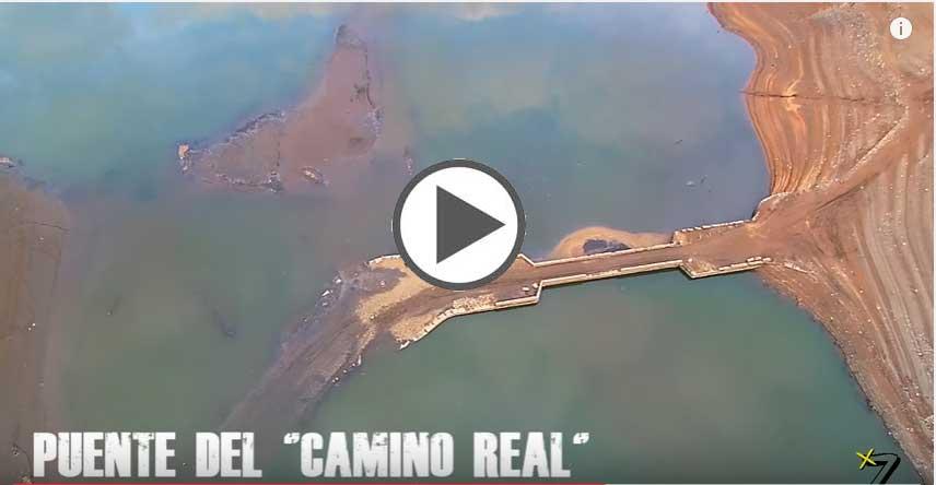 Lo que el Pantano de Bárcena oculta bajo las aguas 3