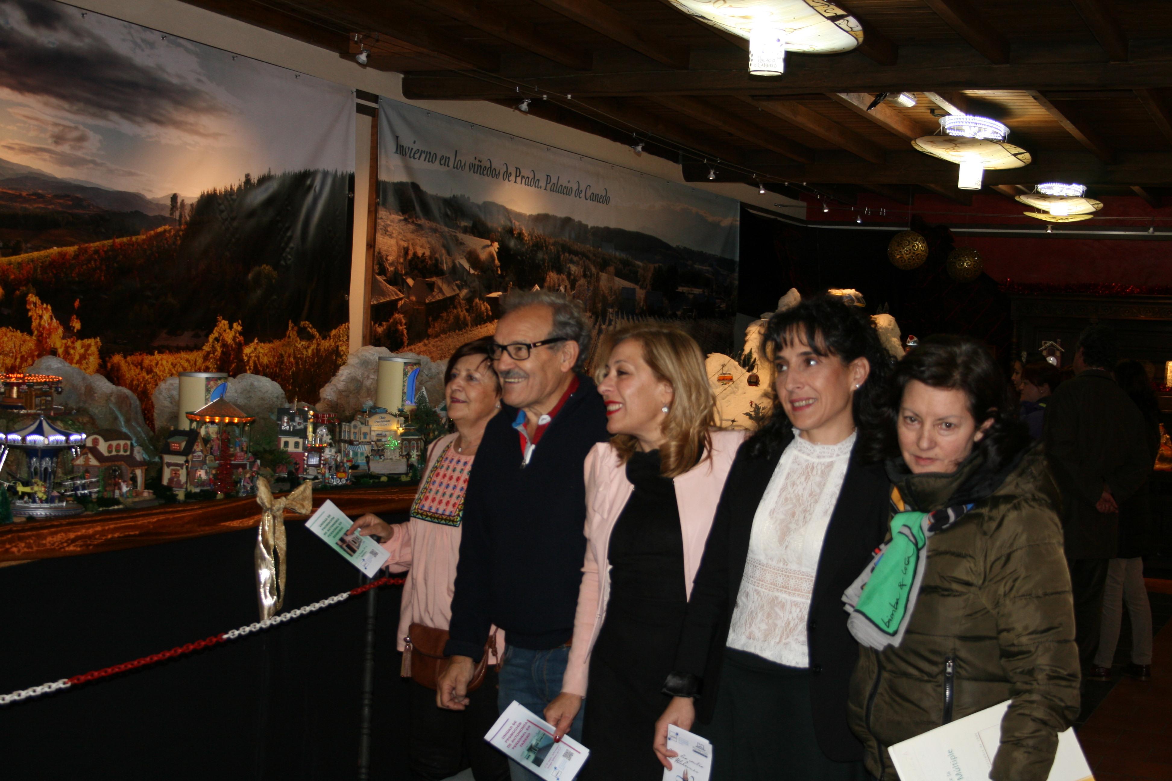 Carruseles solidarios en el Palacio de Canedo 1