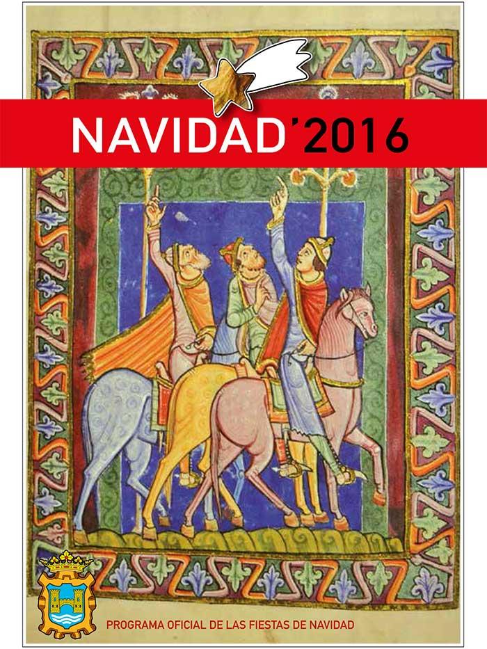 Programa de actividades de navidad 2017 en Ponferrada 1