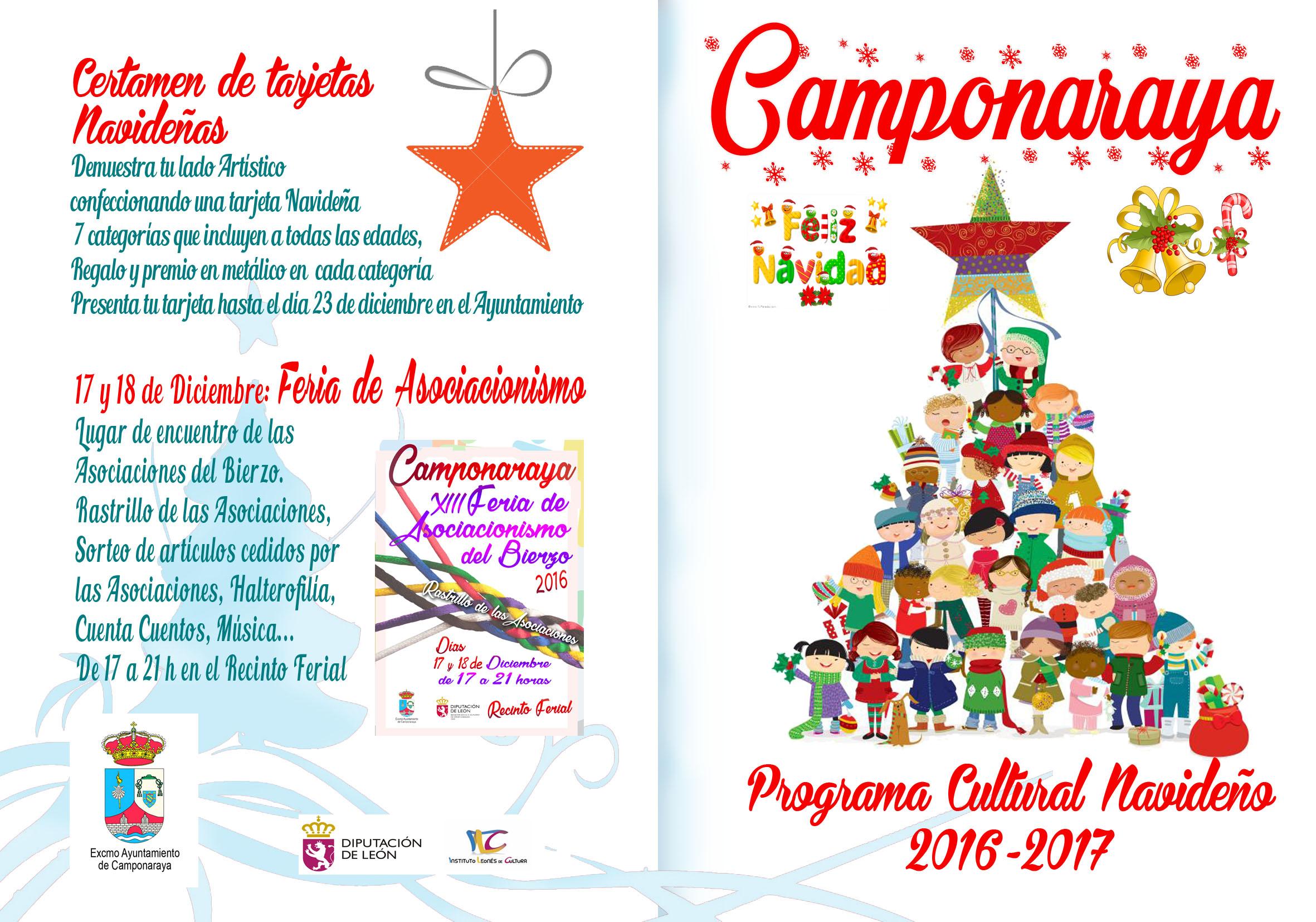 Camponaraya presenta las actividades de Navidad 1