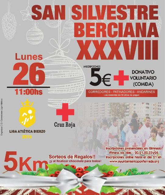 Llega la XXXVIII San Silvestre berciana 7
