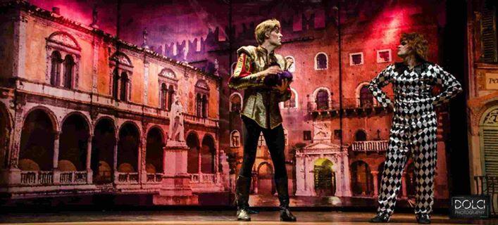 Teatro en Cubillos del Sil: Los dos gemelos venecianos 1
