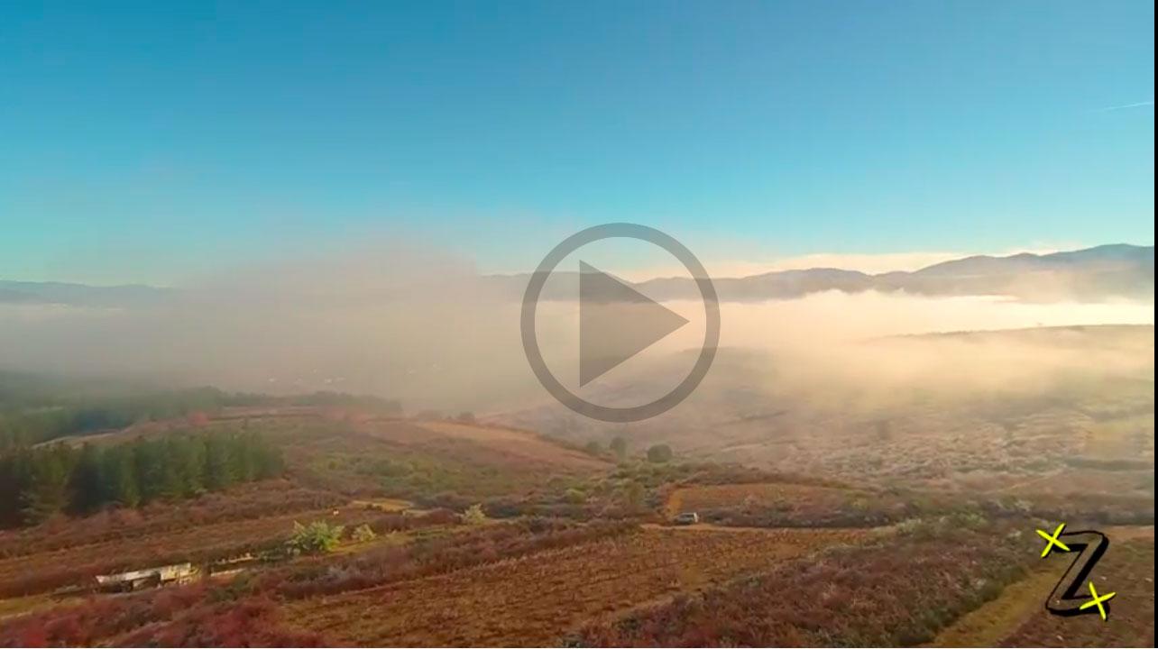 El Bierzo entre nubes y nieblas 1