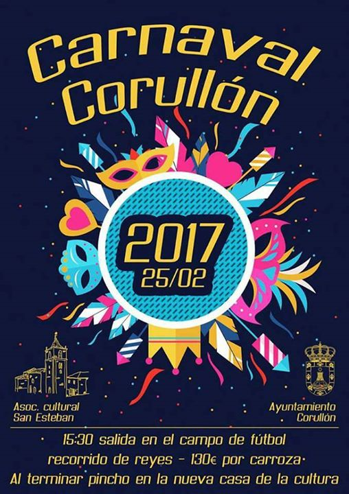 Carnaval en Corullón 1