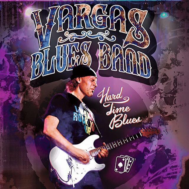 La Vargas Blues Band regresa a Ponferrada en marzo 1