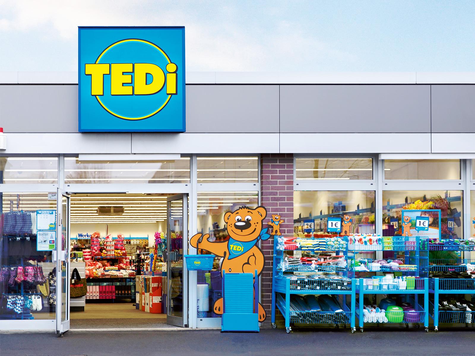 Así es TEDi, la nueva cadena que llega al centro de Ponferrada 1