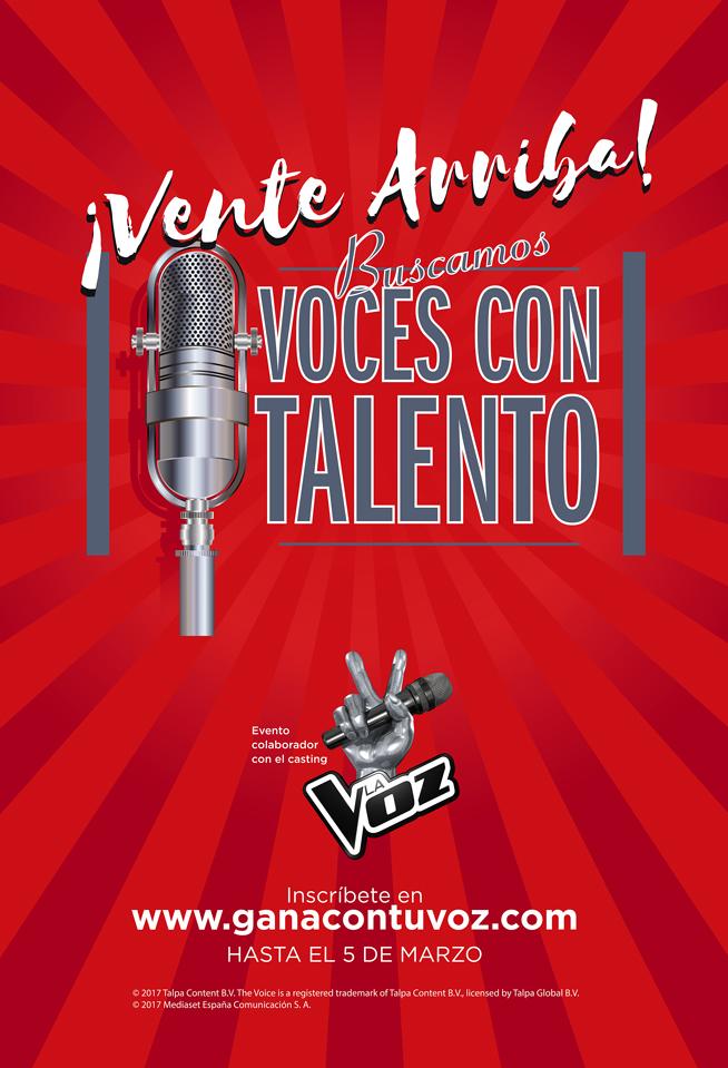 'Gana con Tu Voz' llenará de futuros artistas el Centro Comercial El Rosal 1