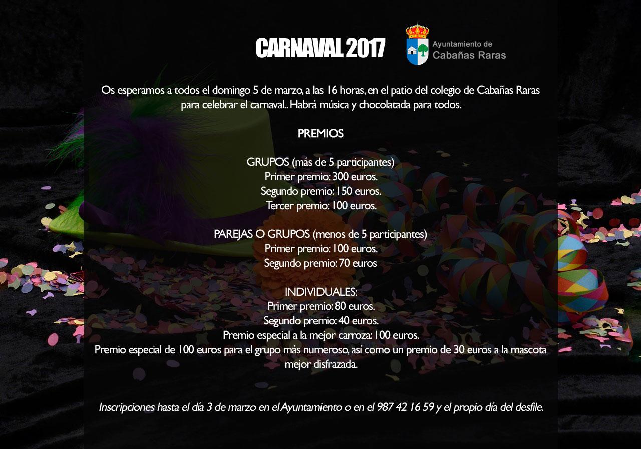 Carnaval 2017 en Cabañas Raras 1