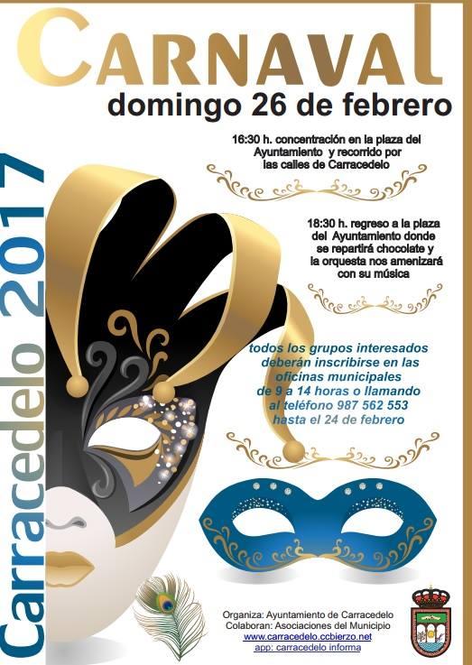 Carnaval 2017 en Carracedelo 1