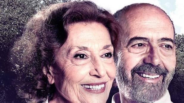 'Cartas de amor' con Julia Gutiérrez Caba y Miguel Rellán el 17 de febrero en el Bergidum 1