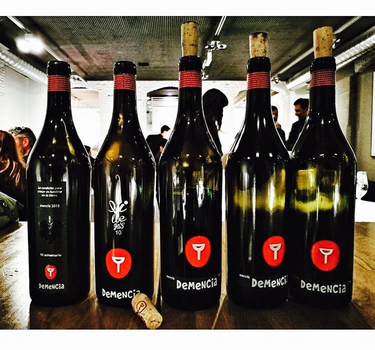 Los vinos Demencia celebran 10 años con una cata en Sexto Sentido 1